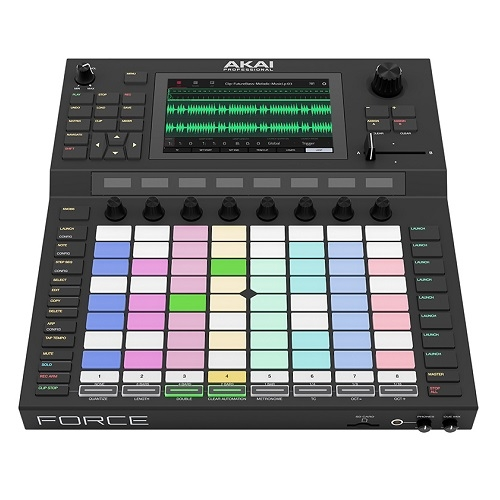 AKAI FORCE Standalone Music Production - DJ Performance System