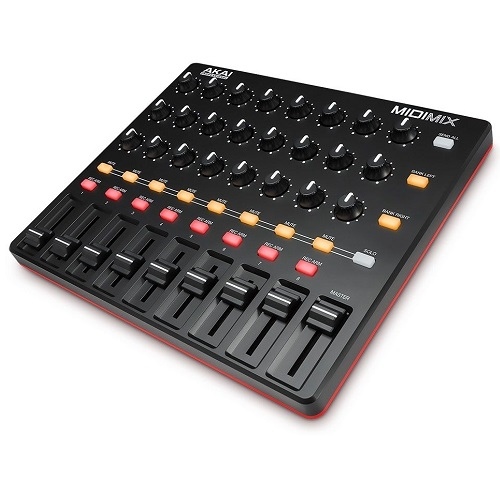 AKAI MIDIMIX High-Performance Portable Mixer-DAW Controller