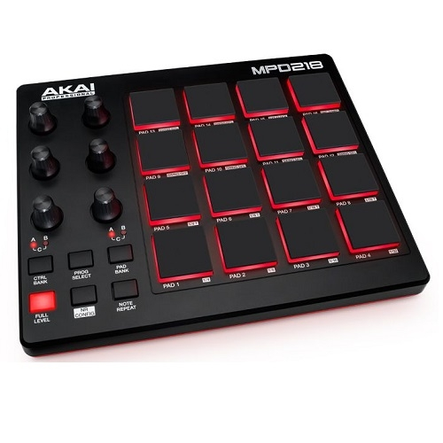 AKAI MPD 218 Highly Playable Pad Controller