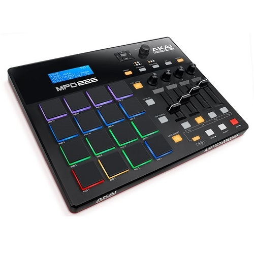 AKAI MPD 226 Highly Playable Pad Controller