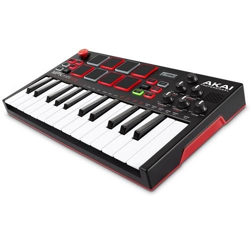 AKAI MPK MINI PLAY kompaktni kontroler sa klavijaturom i PAD-ovima