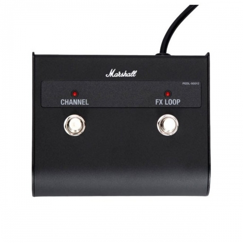 Marshall PEDL-90012 2-way latching footswitch for DSL5, DSL20C, DSL20H, DSL40 and DSL100