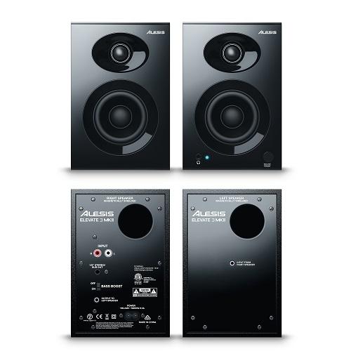 ALESIS ELEVATE 3 MKII studio monitori