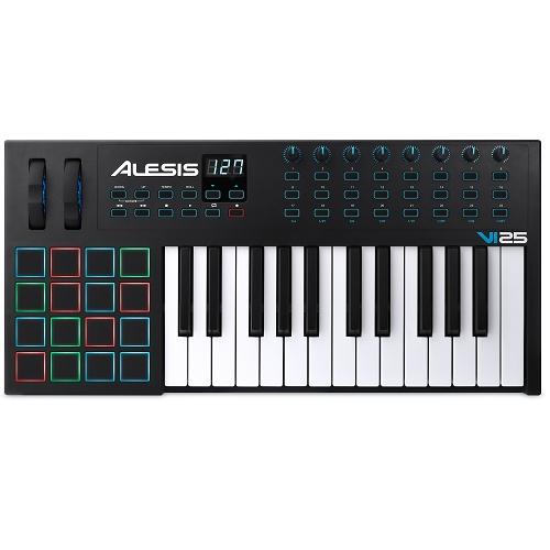 ALESIS Vi25 25-nota USB midi klavijatura-kontroler