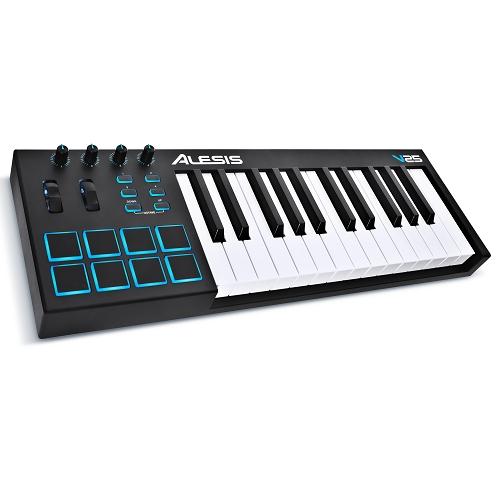 ALESIS V25 25-nota USB midi klavijatura-kontroler