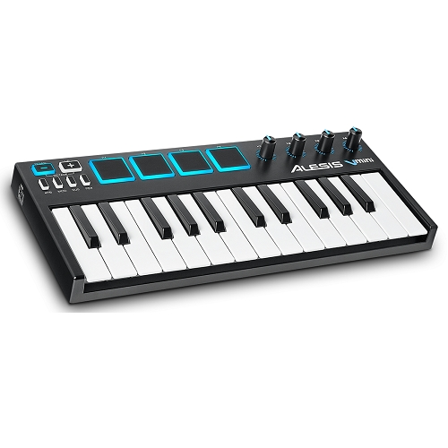 ALESIS V MINI 25-nota USB midi klavijatura-kontroler