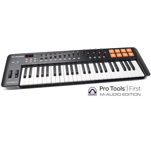 M-AUDIO OXYGEN 49 IV USB midi kontroler klavijatura
