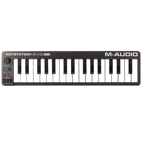 M-AUDIO Keystation MINI 32 M3 midi keyboard controller