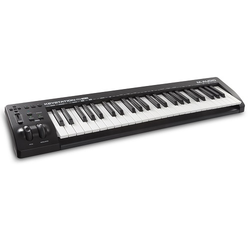 M-AUDIO Keystation 49 MK3 midi keyboard controller