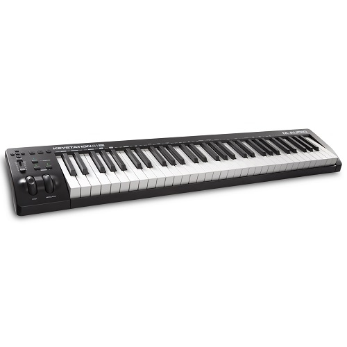 M-AUDIO Keystation 61 MK3 midi keyboard controller