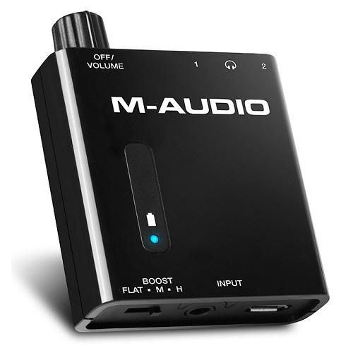 M-AUDIO BASS TRAVELER predpojačalo za slušalice