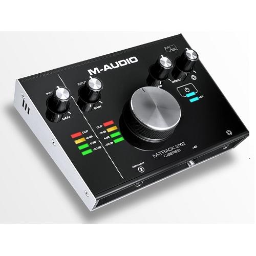M-AUDIO M-track 2x2 - audio interface