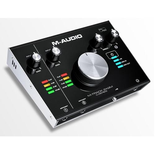 M-AUDIO M-track 2x2 M - audio interface