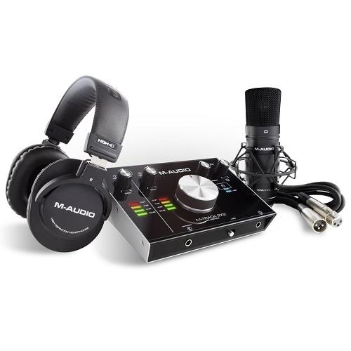 M-AUDIO M-track 2x2 - S PRO - audio interface