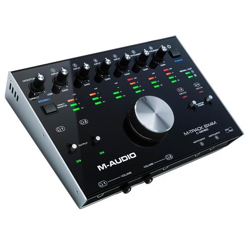 M-AUDIO M-track 8x4 M - audio interface