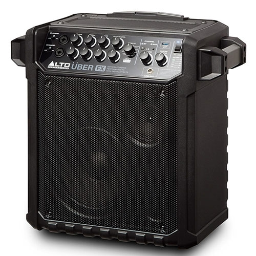 ALTO UBER FX 100-WATT PORTABLE RECHARGEABLE BLUETOOTH PA sistem