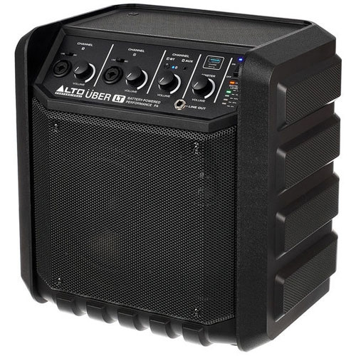 ALTO UBER LT 50-WATT PORTABLE RECHARGEABLE BLUETOOTH PA sistem