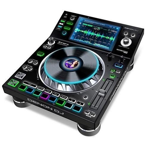 DENON DJ SC5000 - DJ media i CD player