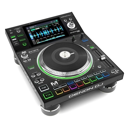 DENON DJ SC5000M PRIME - DJ media i CD player