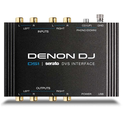 DENON DJ DS1 serato - DJ interface