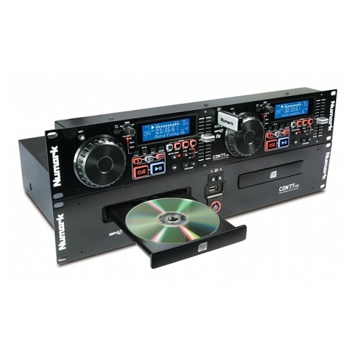 Numark CDN77USB - dual DJ CD i media player