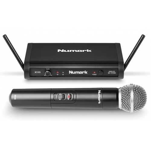 Numark WS100 - UHF bežični mikrofon