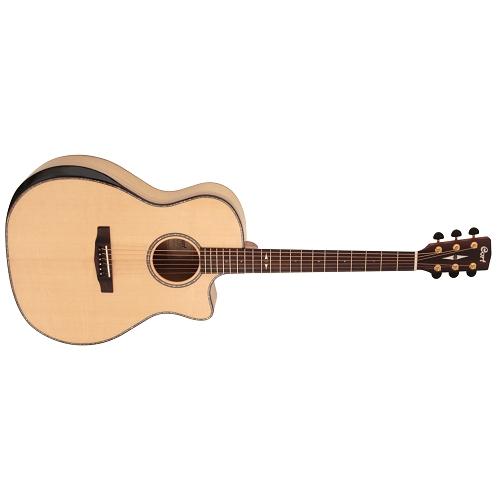 CORT akustična gitara GA-MY BEVEL NAT ozvučena