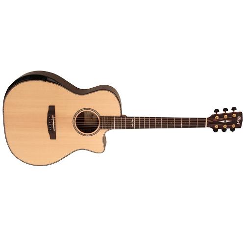 CORT akustična gitara GA-PF BEVEL NAT ozvučena