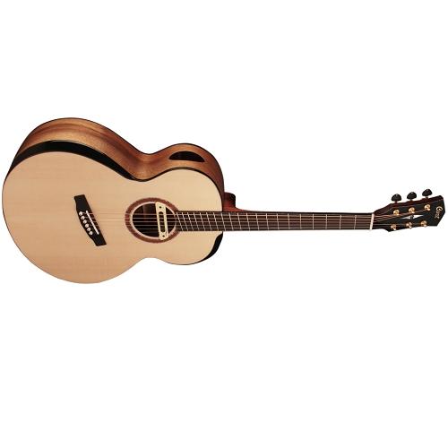 CORT akustična gitara CUT CRAFT LIMITED W/CASE-NAT ozvučena sa koferom