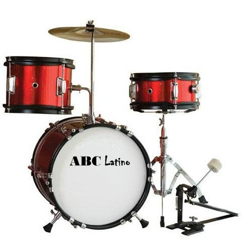 ABC Latino Bubanj DC-519 3pcs Junior Set sa 12'' BD