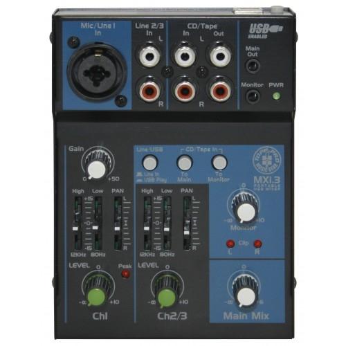 TOPP PRO MXi3 audio mikseta