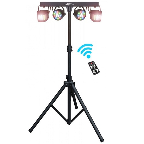 KAM LED DERBY FX BAR 9018D rasvjeta sa stalkom