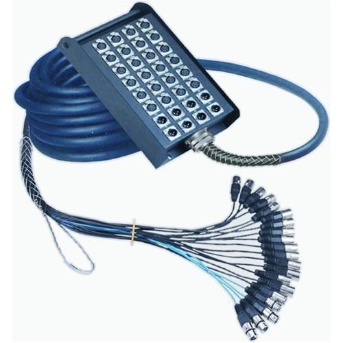 Q-LOK BOX641-30K 24 kanala (xlr-xlr) 30m multi kabel