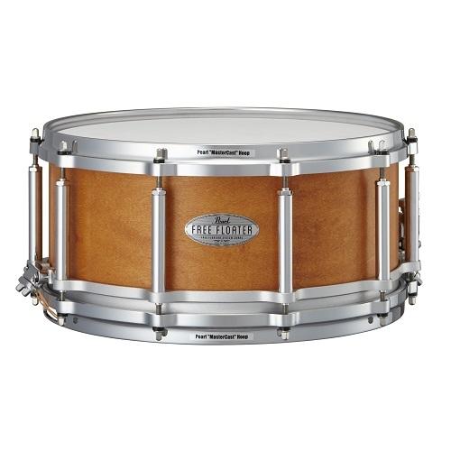 Pearl doboš FTMMH1465-323 14x6,5\'\' FFS 6ply (7,5mm) - satin amber