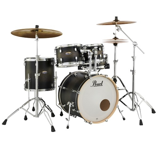 Pearl bubanj Decade Maple DMP925S/C262 Satin Black Burst - akustični
