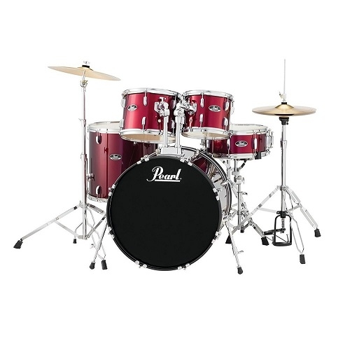 Pearl bubanj Roadshow RS525SC/C91 Wine Red - akustični