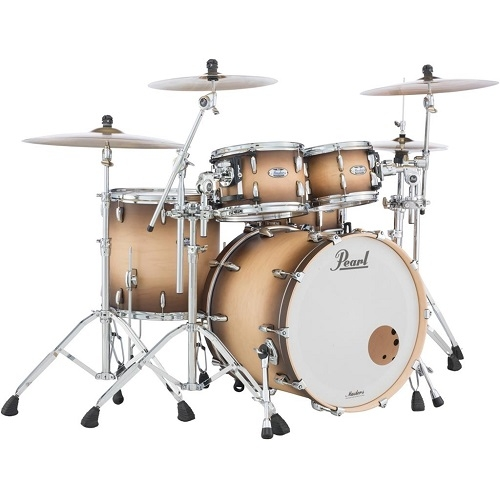 Pearl bubanj MASTERS MAPLE MCT924XEP/C351 4pcs shell pack w/o SD- satin natura
