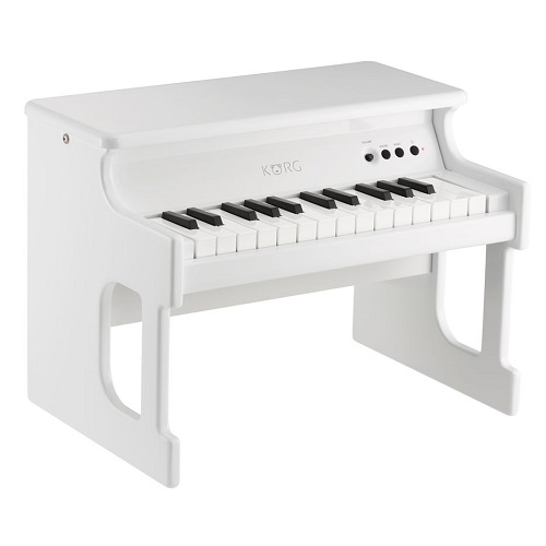 KORG TINYPIANO-WH mini piano BIJELA boja