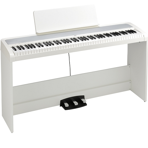 KORG B2SP-WH digitalni pianino sa stalkom i pedalama bijela boja