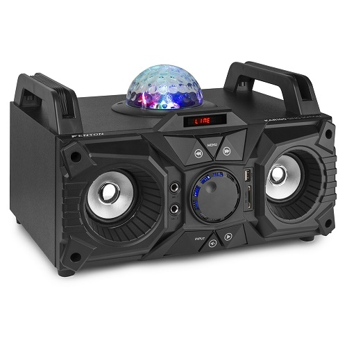SINGStation KAR100 100watt BT/Battery karaoke muzička linija