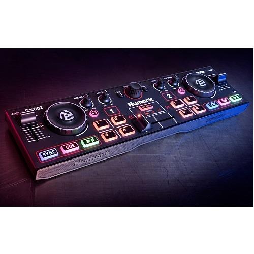 Numark DJ2GO2 TOUCH - DJ kontroler