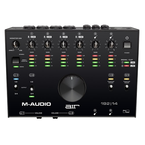 M-AUDIO AIR 192 x 14 - audio interface