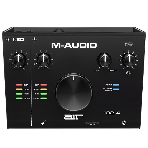 M-AUDIO AIR 192 x 4 - audio interface