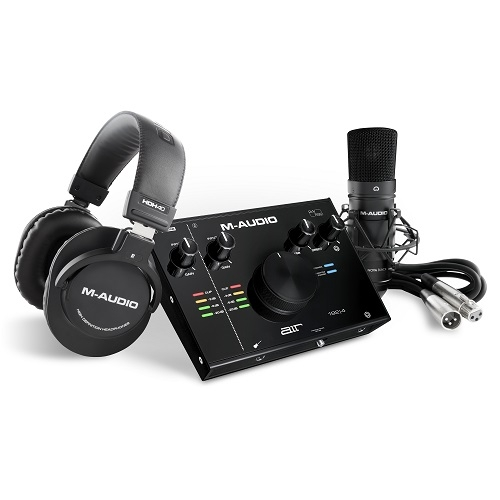 M-AUDIO AIR 192 x 4SPRO - audio interface SET