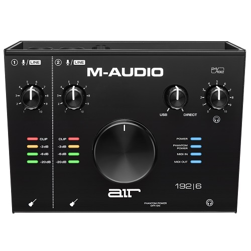 M-AUDIO AIR 192 x 6 - audio interface