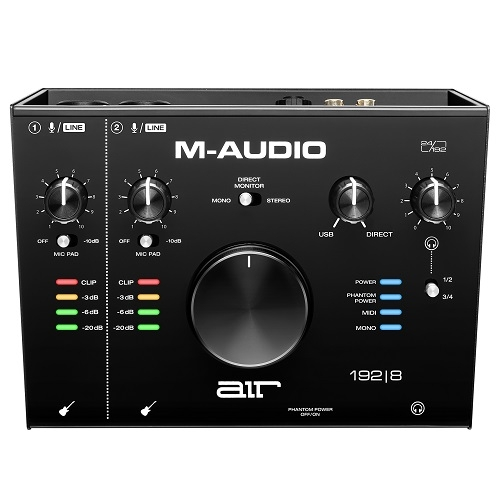 M-AUDIO AIR 192 x 8 - audio interface