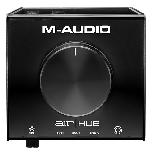 M-AUDIO AIR X HUB - USB Monitoring Interface