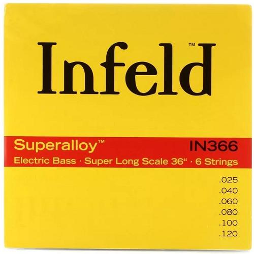 THOMASTIK IN366 INFELD žice za električni bas