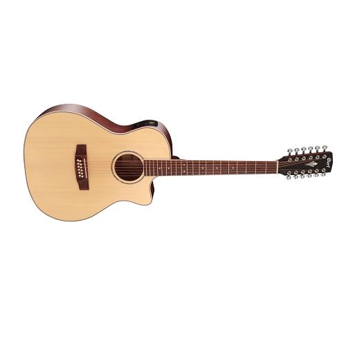 CORT akustična gitara GA MEDX-12  OP ozvučena 12 sterac
