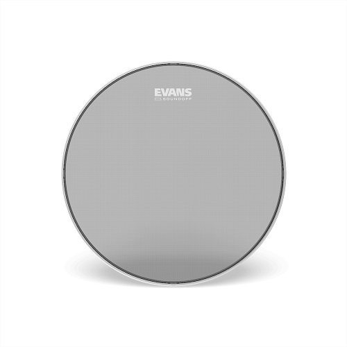 EVANS TT08SO1 8'' SoundOFF mesh opna za elektricni i akusticni bubanj